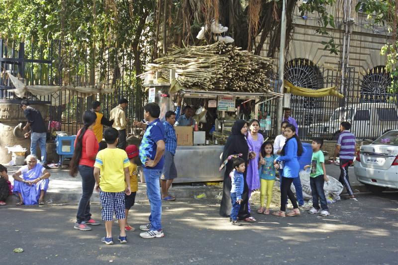 Indien Mumbai Bombay