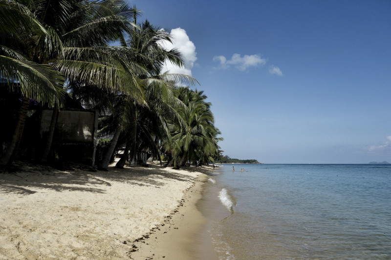 Mae Nam Beach Koh Samui