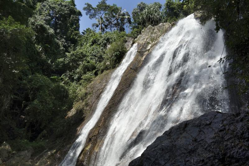 Wasserfall Koh Samui
