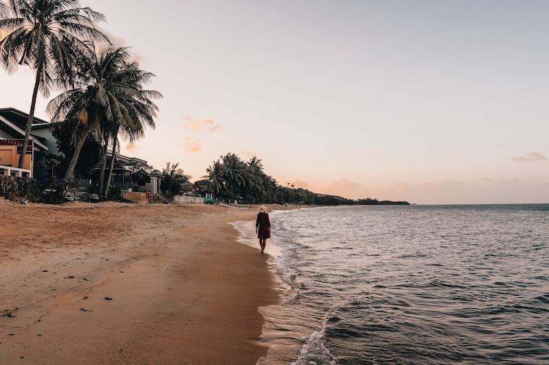 Koh Samui Mae Nam Beach