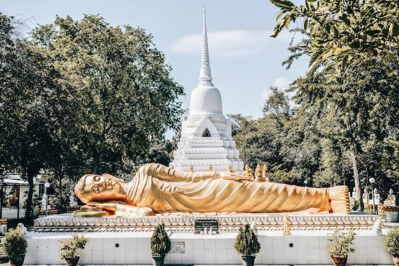Koh Samui Wat Khao Chedi