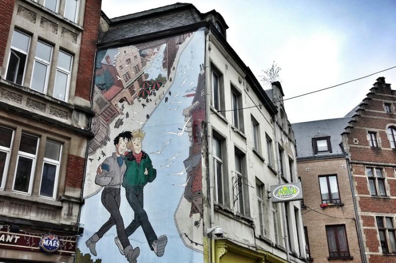 Brüssel Comic