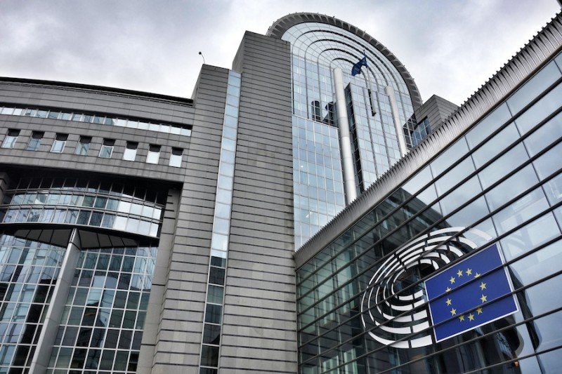 Brüssel Europa Parlament