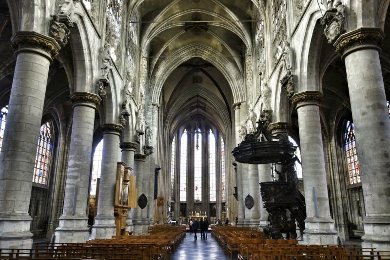 Brüssel Notre Dame