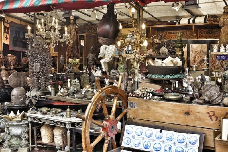 Brüssel Antiquitäten