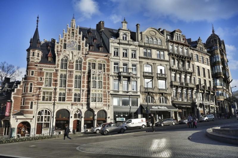 Brüssel Kunstberg