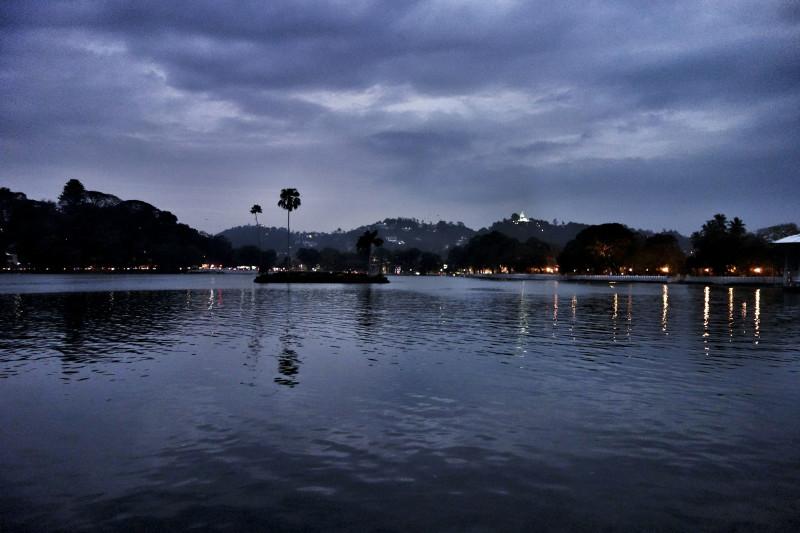 Kandy Lake Sri Lanka