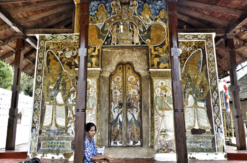Kandy Tempel