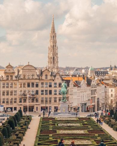 Bruessel Belgien