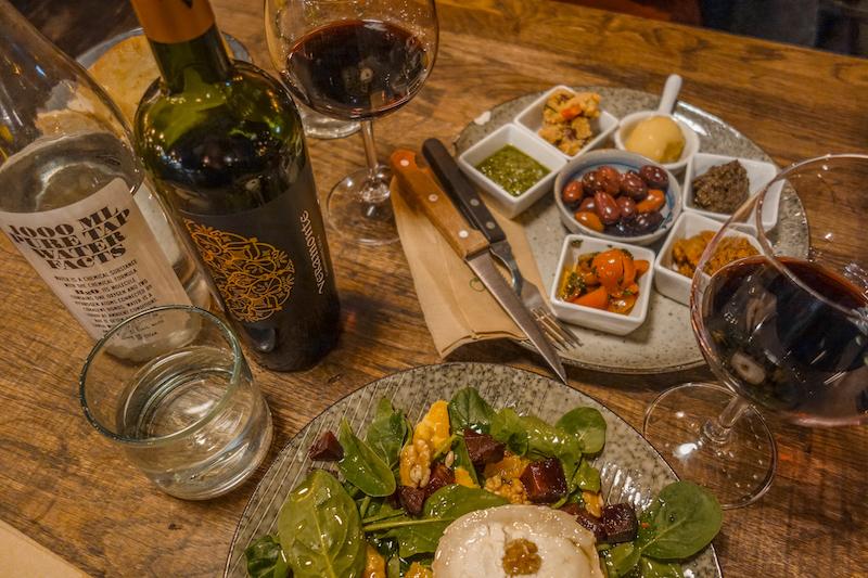 Bratislava Restaurant Tipps Essen und Trinken Slowakei