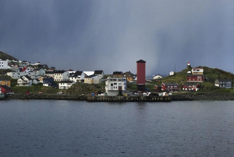 Honnigsvag Norwegen