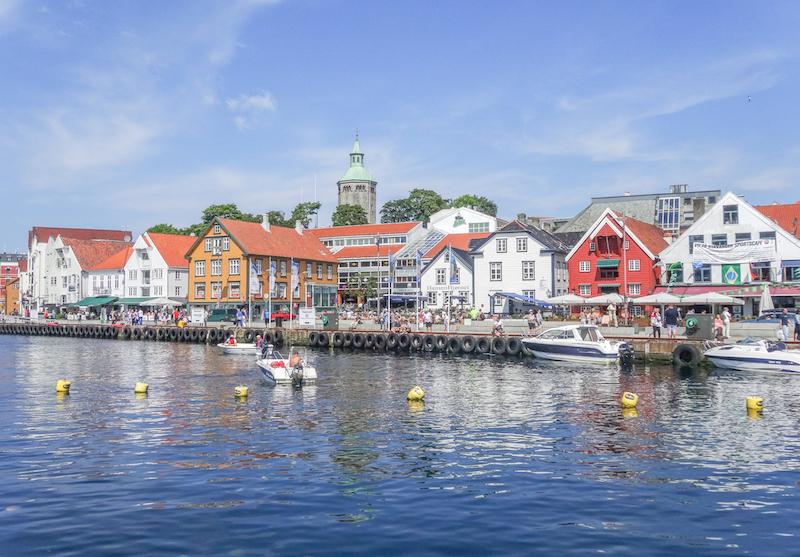 Norwegen Kreuzfahrt Stavanger