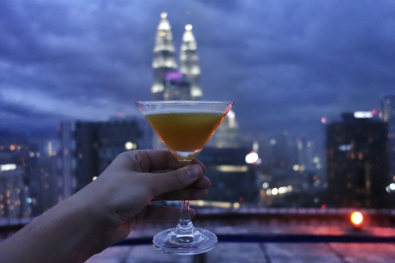Kuala Lumpur Heli Lounge