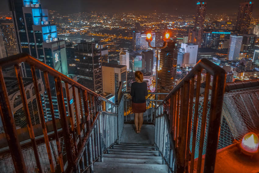 Heli Lounge Bar Kuala Lumpur Rooftop Bar