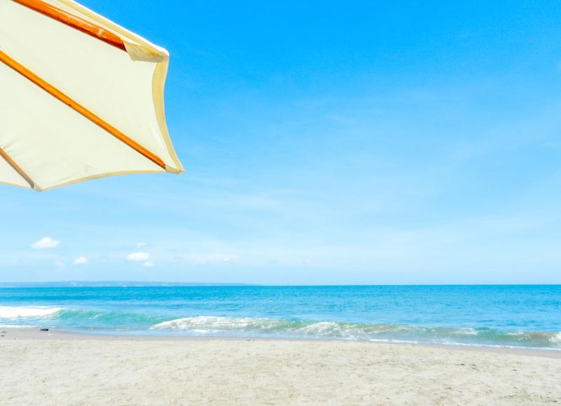 Bali Indonesien Strand