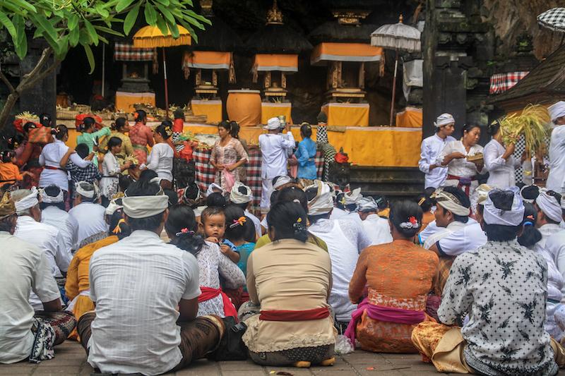 Bali Tempel Religion