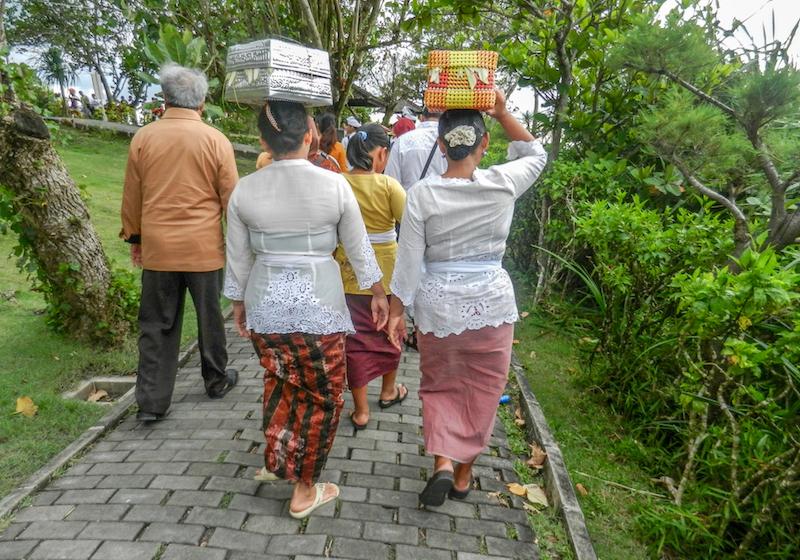 Bali Traditionen