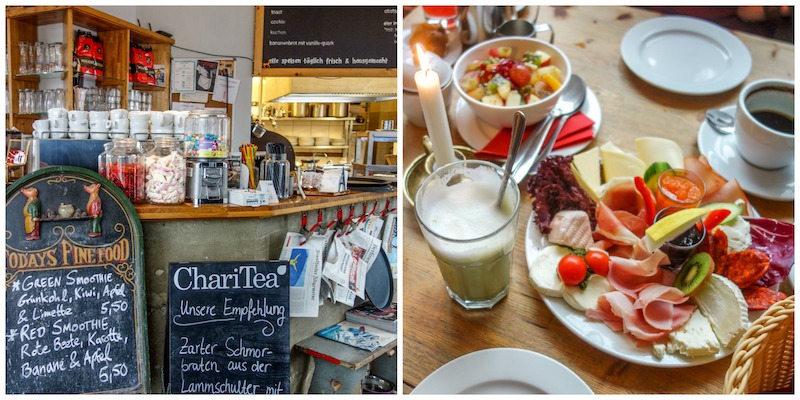 Café AHorn Berlin Kreuzberg