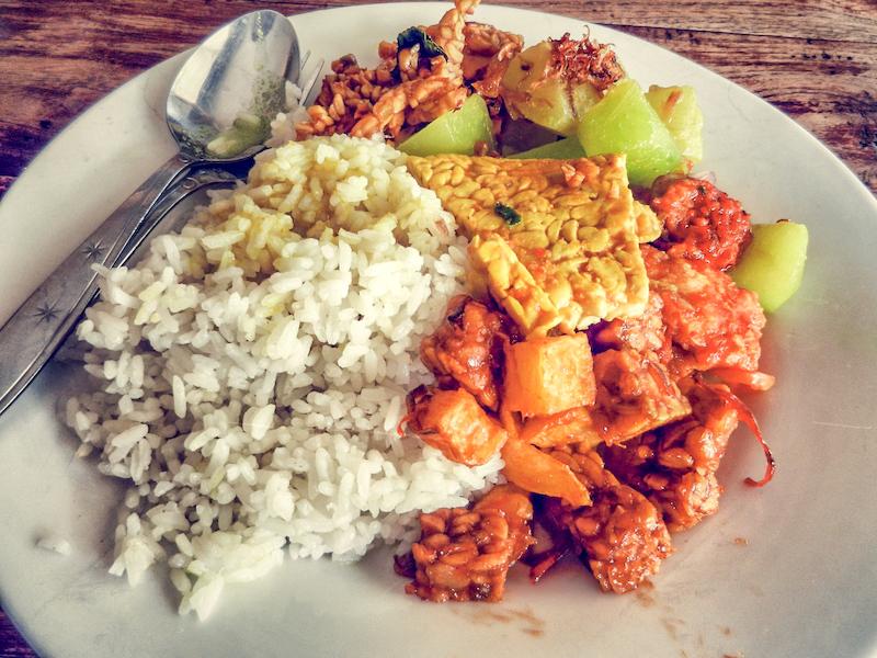 Essen Bali Streetfood