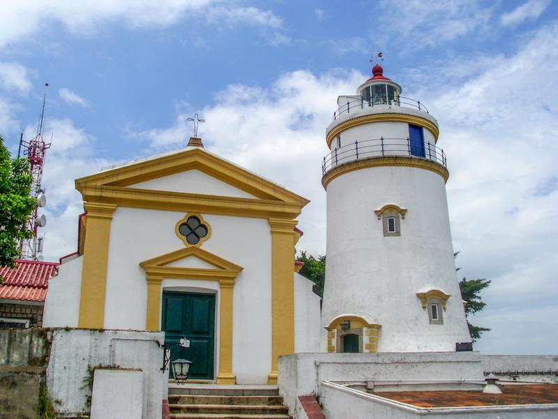 Guia Hill Macau