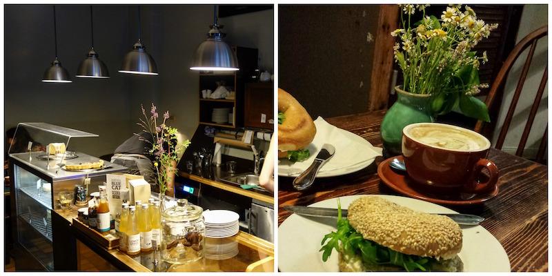 Cafe Morgenrot Speisekarte