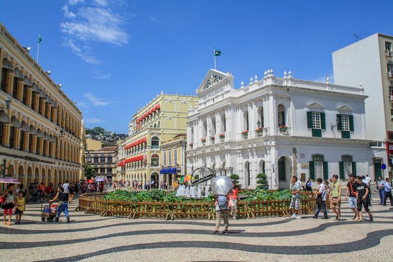 Largo do Senado Macau