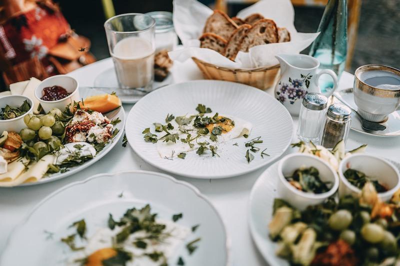 Cafés in Berlin Kauf dich glücklich