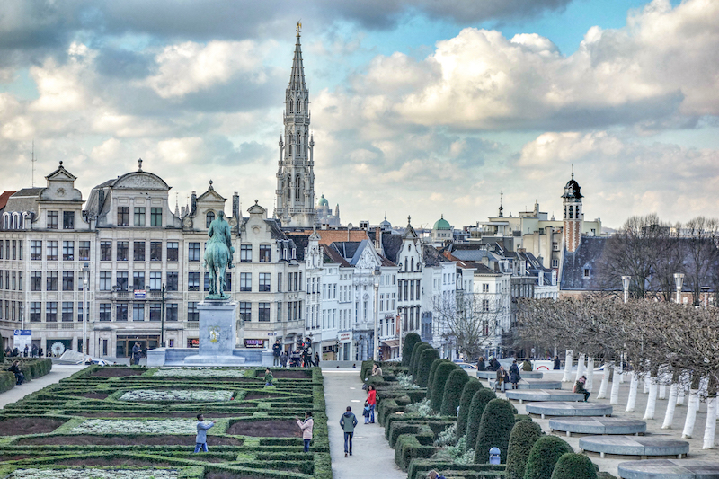 Brüssel Städtetrip Europa