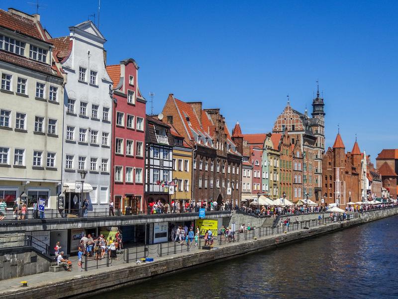 Danzig Städtetrip Europa