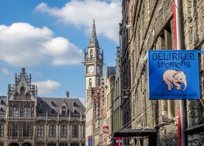 Gent Belgien Städtetrip Europa