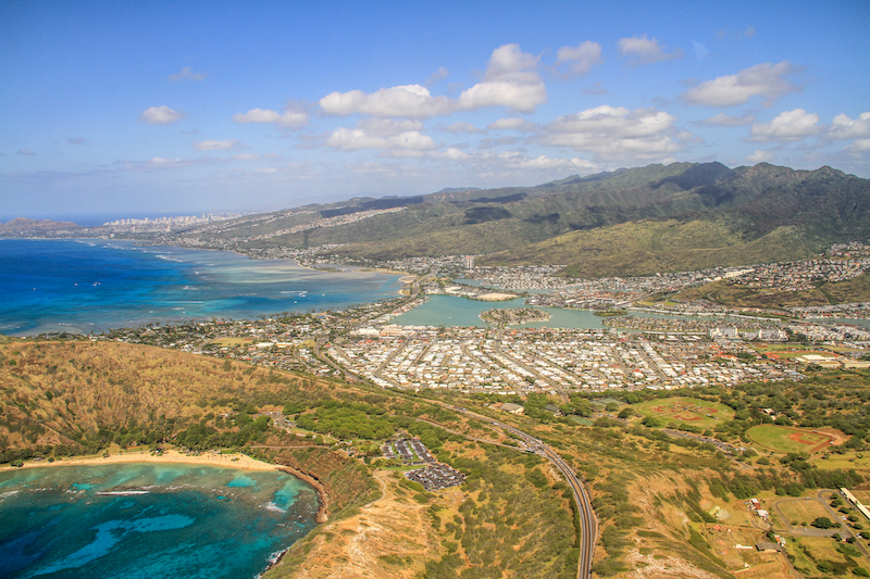 Helikopter Hawaii