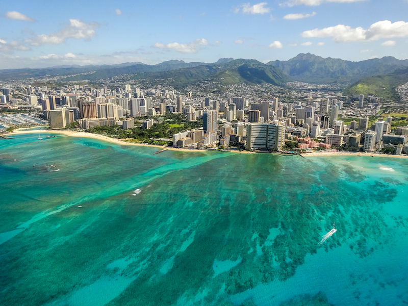 Helikopter Hawaii
