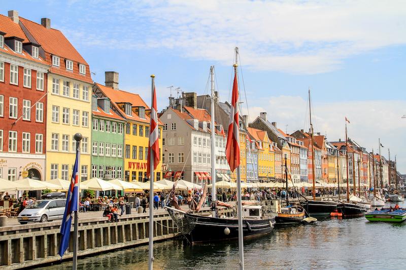 Kopenhagen Städtetrip Europa