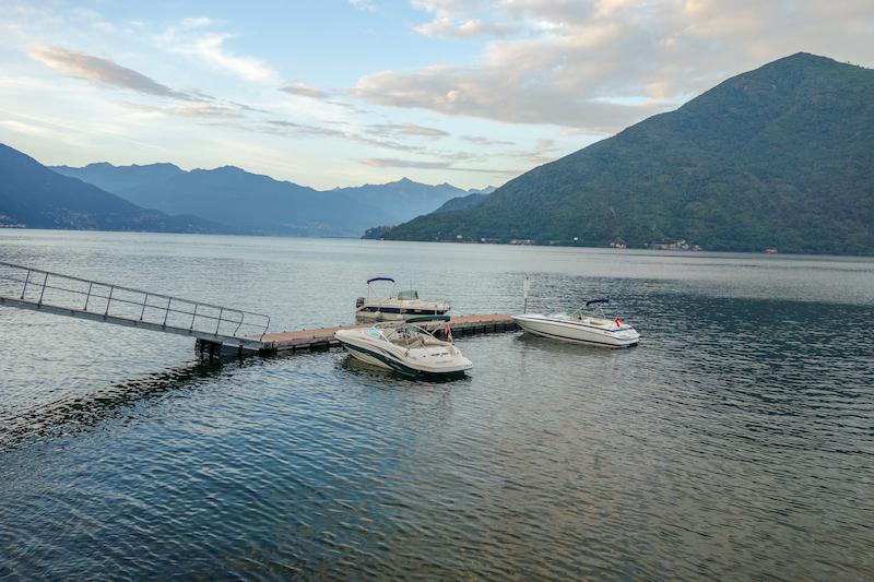 Lago Maggiore Cannobio Italien