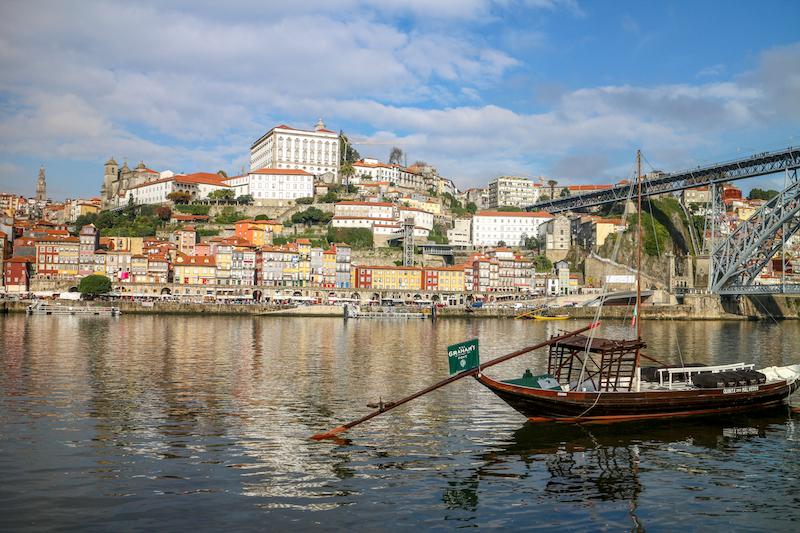 Kurztrip Porto: 4 Tage in der schönen Stadt
