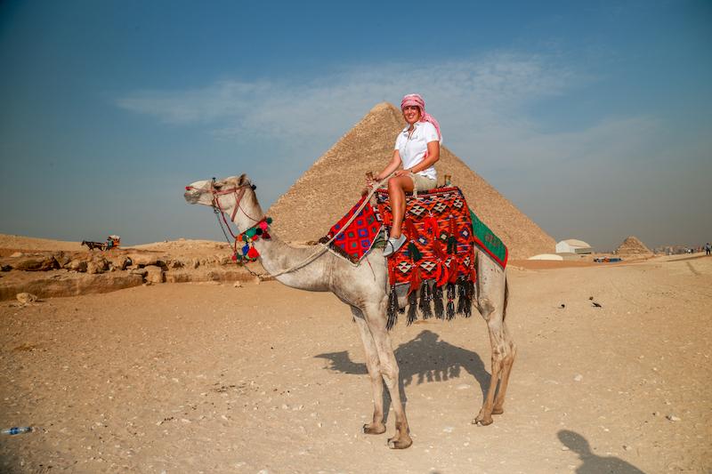 Pyramiden von Gizeh Ägypten