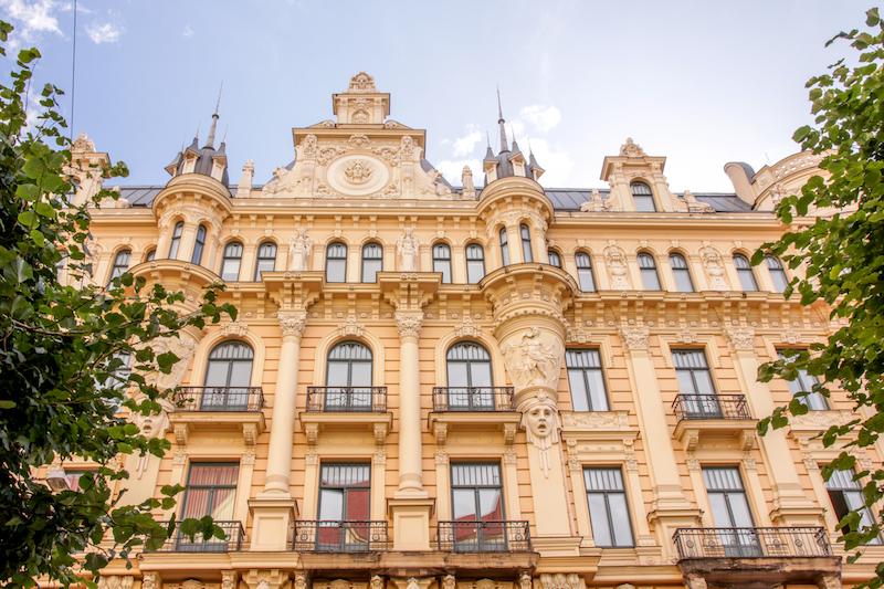 Riga Lettland Europa