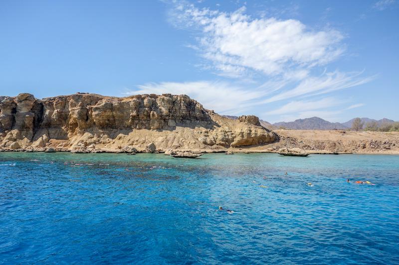 Sharm el Sheikh Schnorcheln