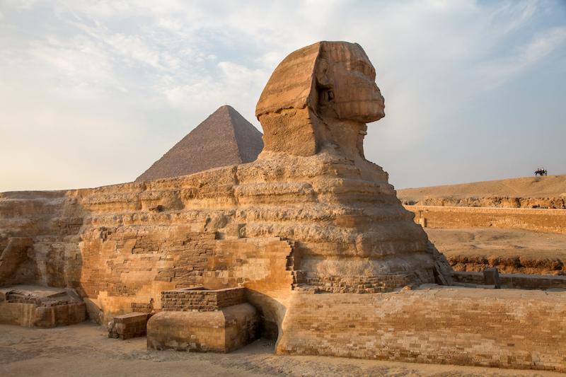 Sphynx Pyramiden Ägypten