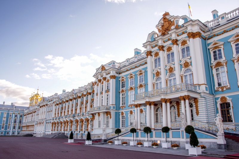 St Petersburg Städtetrip Europa