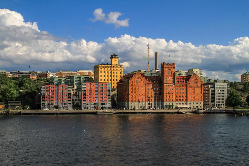 Stockholm Städtetrip Europa