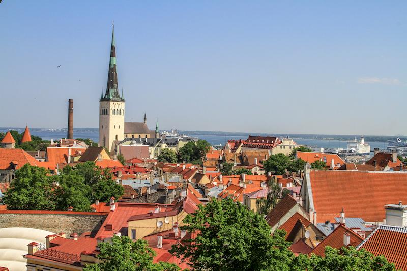 Tallinn Städtetrip Europa