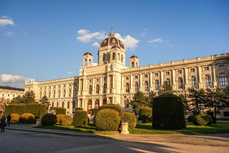 Wien Städtetrip Europa