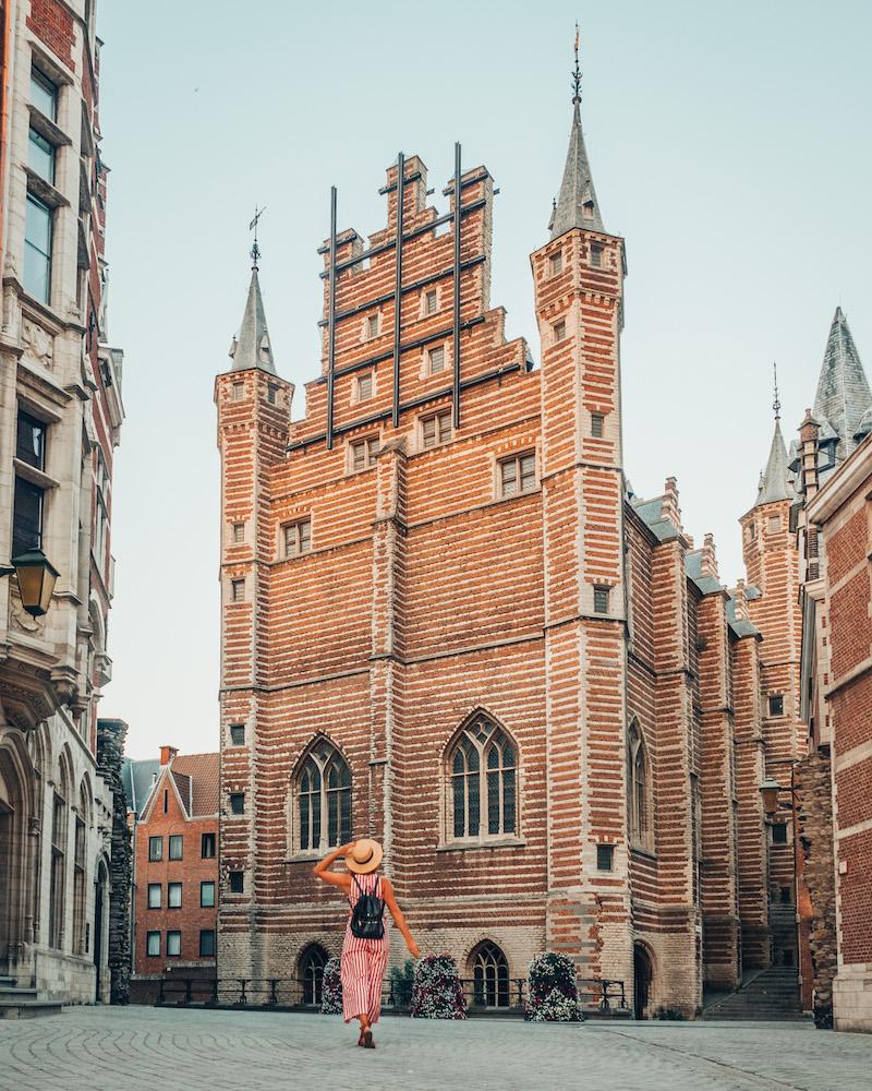 Städtetrip in Europa Antwerpen