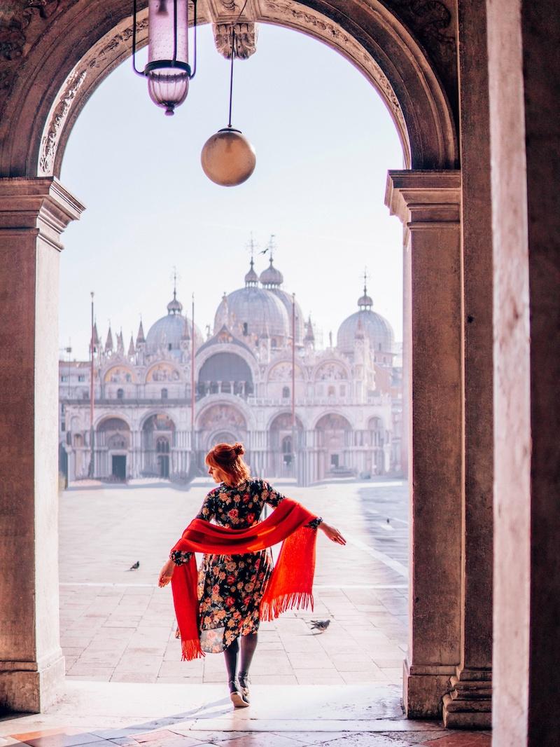 Städtetrip in Europa Venedig