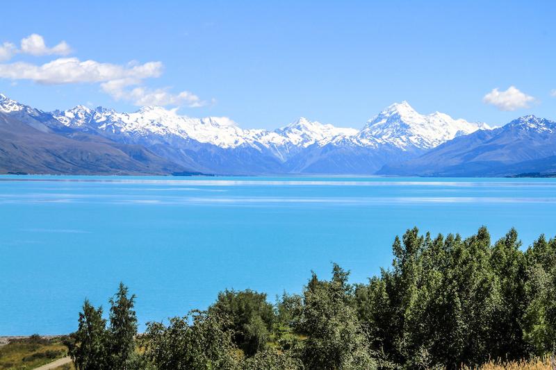 Neuseeland Lake Tekapo