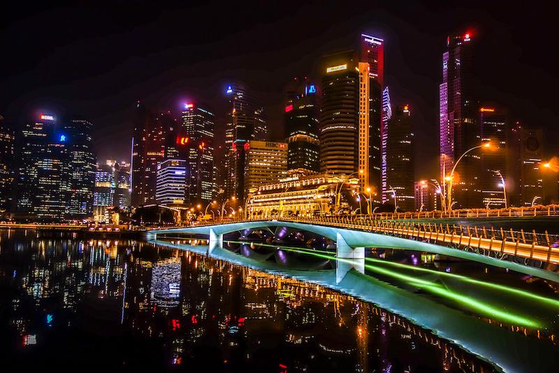 Singapur Reisetipps - Cover