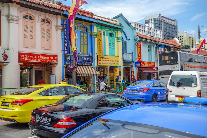 Singapur Little India