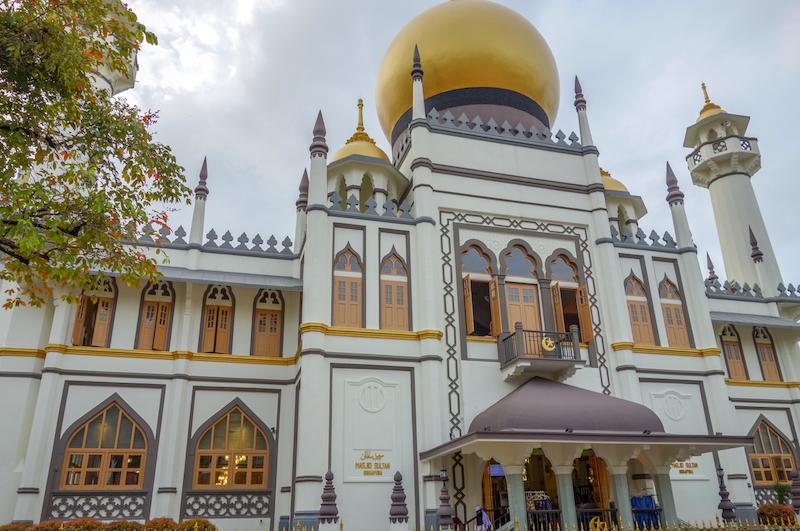 Singapur Moschee