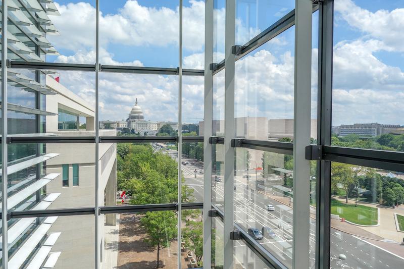 Washington DC Newseum